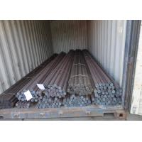 Buy cheap Diameter 10-350 Mm Mechanical Hot Rolled Steel Round Bar 1045 / S45C Carbon Steel from wholesalers