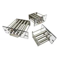 Buy cheap permanent neodymium Magnet Bar/Magnetic filter component from wholesalers