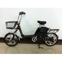 Buy cheap 18 Inch Electric Motorized Bicycle with 48V 12A Lead Acid Rechargeable Battery from wholesalers