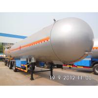 Buy cheap 49.6m3 Liquefied Petroleum Gas Tanker Semi Trailer from wholesalers