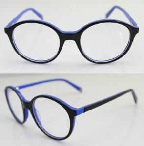 Buy cheap Lightweight Fashion Eyeglasses Frames, Handmade Acetate Eyewear Frame For Men product