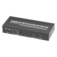 Buy cheap 9.95Gbps 4 Port 3D EDID HDMI 4K Switcher from wholesalers