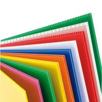 Buy cheap Factory Direct Core Flute. PP Corflute Sheet, Correx Board, Hollow Core Plastic Flute Board from wholesalers