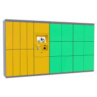 Buy cheap Self Service Laundry Dry Locker , Electronic Smart Storage Doors The Cleaning Locker from wholesalers