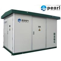 Buy cheap Green 22 - 11 KV Step Up And Step Down Transformer Outdoor Prefabricated from wholesalers
