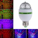 Buy cheap 16 Colors Change E27 RGB LED Lamp 3W AC 85-265V 110V 220V Auto Rotating Stage Light DJ Disco Club Party PUB LED Bulb from wholesalers