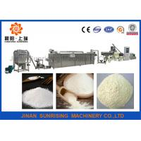 Buy cheap Muliti Purpose Tapioca Corn Modified Starch Machine , Starch Manufacturing Plant Double Screw from wholesalers