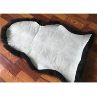 Buy cheap Single Pelt Natural Color Australian Sheepskin Rug For Car Seat Covers from wholesalers
