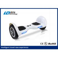 Christmas Gift 2 Wheel Self Balancing Scooter 10 Inch With Brushless Hub Motor