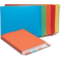 Buy cheap Best quality paper or PVC plastic box file with printing from wholesalers