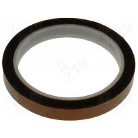 Buy cheap 10pcs/lot 1-mil Polyimide (Kapton) Tape Acrylic Adhesive Single-Sided /free shipping from wholesalers