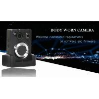 Buy cheap Wifi GPS Body Worn Camera 1080P Full HD VideoWith 15 Hours Recording Time product