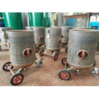 Buy cheap Portable Carbon Steel Sand Blasting Machine For Pharmaceutical Cleaning from wholesalers