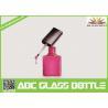 Buy cheap 2017 new design fashion glass nail polish bottle,clear glass nail bottle, glass nail packing from wholesalers