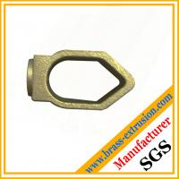 Buy cheap Chinese manufacturer of Hot forged brass fittings hot extrusion forgings hot pressing from wholesalers