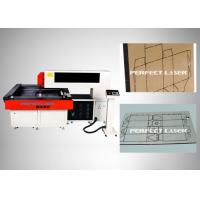 Buy cheap Paper Laser Die Cutting Machine 900×900mm With Cnc Professional Control System from wholesalers