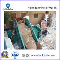 Buy cheap 56KW Semi-Automatic Waste Cardboard Baler (HSA7-10) from wholesalers