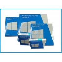 Buy cheap Microsoft Windows Server 2012 Standard/sever2012 datacenter 64-Bit 2cpu/2vm OEM License from wholesalers