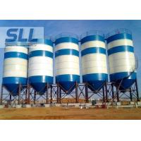 Buy cheap High Performance 50 Ton Cement Storage Silo With ISO / CE / SGS Certificate from wholesalers