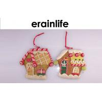 Buy cheap Restaurant Christmas Decoration Accessories Hang Painting House from wholesalers