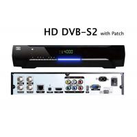 Buy cheap AZFOX Z2 DVB-S2 HDMI Satellite Receivers With Twin Tuner SKS, IKS, Nagravision 2.0 from wholesalers