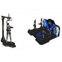 Buy cheap Infinite Space Virtual Reality Walking Platform 360 Degree Htc Vive for Multiplayer product