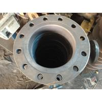 Buy cheap EN-JS 1030 ( GGG-40 ) Casting Iron Double Flanged Butterfly Valve DN50 - DN400 from wholesalers