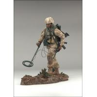 Buy cheap Customized 1 / 6 Model Action Figure Casting 3D Design , Military Soldier Toys from wholesalers