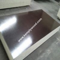 Buy cheap 18mm black and brown film faced plywood for outdoor use, Wholesale products 18mm Marine Plywood from wholesalers