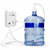 Buy cheap Dispensing Pump System 115 Voltage Flow rate 3.8LPM 1 Gallon 40PSI White Bottle Water Dispensing Pump with 20ft PE Pipe from wholesalers