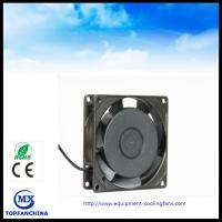 Buy cheap Ball Bearing 2500RPM EC Axial Fan Equipment Cooling Fans AC 12V - 27.6V from wholesalers
