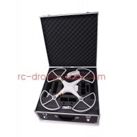 China DJI Phantom 4 & 3 Aluminum Hard Carrying Case With Prop Guards Attached on sale