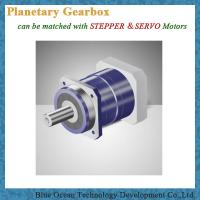 Buy cheap 90mm planetary gear boxes with 4:1 gear ratio arcmin less than 3arcmin with higher backlash from wholesalers