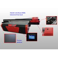 Buy cheap Automatic Digital Wide Format UV Leather Printer With Ricoh GEN5 Print Head from Wholesalers