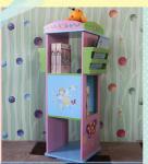 Buy cheap Superway kids book shelf, wooden children bookshelf, MDF kids bookshelf revolving from wholesalers