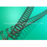 Buy cheap Products Catalogs Red Double Wire O Binding With 100 Pages Paper 1/2 from wholesalers