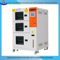 Buy cheap China Programmable High-Low Temperature and Humidity Environmental Testing Chamber , Laboratory Climatic Test Chamber from wholesalers