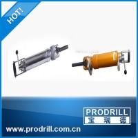 Buy cheap Electric Single Cylinder Hydraulic Rock Splitter from wholesalers