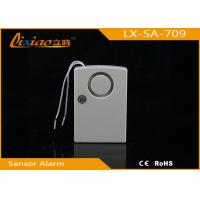Buy cheap PIR Motion Sensor Detector Home Alarm Systems Wireless On The Door from wholesalers