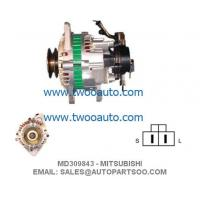 Buy cheap MD192136 MD309843 - MITSUBISHI Alternator 12V 75A Alternadores from Wholesalers