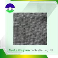China Contruction Split Film Woven Geotextile Environment Protection on sale
