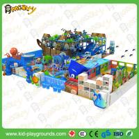 Buy cheap CE Certificated Indoor Soft Play Area, Indoor Kids Playground commercial playground set from wholesalers