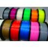 Buy cheap Red / Pink 3D Pen Filament 100% Virgin 3D Printer Filament Materials from wholesalers