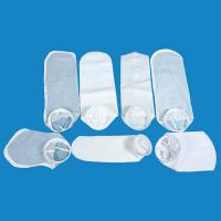Quality 0.5 - 400 Micron Nylon Mesh Filter Bags For Juice / Coffee / Tea Making for sale