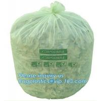 Buy cheap Eco Friendly Disposable Biodegradable and Compostable Kitchen Waste Trash Collection from wholesalers