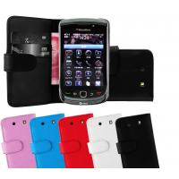 Buy cheap Water Resistant Blackberry Cell Phone Cases For Blackberry 9800 With Embossed Logo from wholesalers