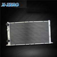 Buy cheap Volkswagen 2 Row Universal Aluminum Radiator Golf GTI VR6 Jetta GLX MT V6 1994-98 Racing Parts from wholesalers