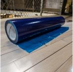 Buy cheap Laminated 1250MMX1000M 500g/25mm Floor Protection Film from wholesalers