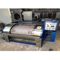 China Manual Semi Industrial Washing Machine , Commercial Laundry Equipment Φ540*800 Drum on sale