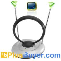 Buy cheap Indoor TV Antenna for Digital TV, Analog TV, FM Radio from wholesalers